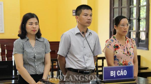Lạng Sơn: Tuyên phạt các bị cáo vi phạm các quy định về quản lý đất đai tại Cao Lộc