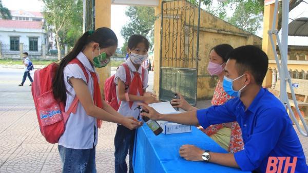 Thanh Hóa: Rà soát giáo viên, học sinh đi du lịch về từ ngày 18-7