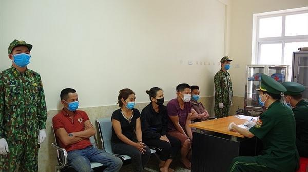 Biên phòng Lạng Sơn liên tiếp bắt giữ các đối tượng nhập cảnh trái phép vào Việt Nam
