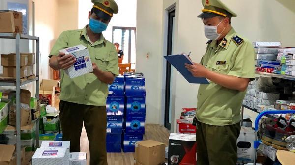 Lạng Sơn: Phát hiện 60 sản phẩm phụ tùng ô tô có dấu hiệu nhập lậu