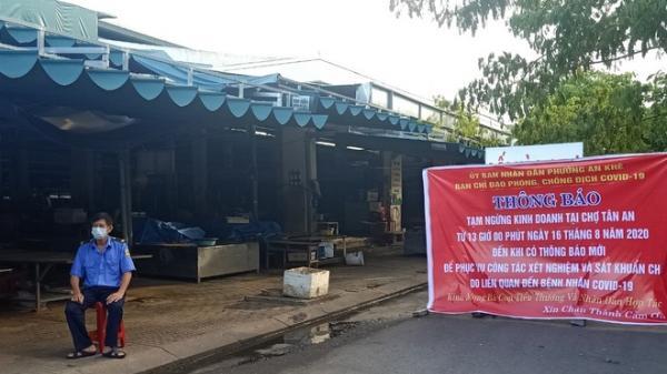 Đà Nẵng phong tỏa thêm 1 khu chợ vì người bán xôi mắc Covid-19