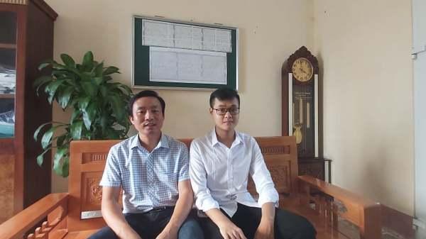 Bí quyết học tập của nam sinh nghèo đỗ thủ khoa khối A tỉnh Thanh Hóa
