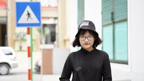 """Cô nữ sinh Thanh Hóa thành công bằng nỗ lực và đam mê chinh phục giải thưởng của cuộc thi """"Hoà Giải Quốc Tế Singapore"""""""