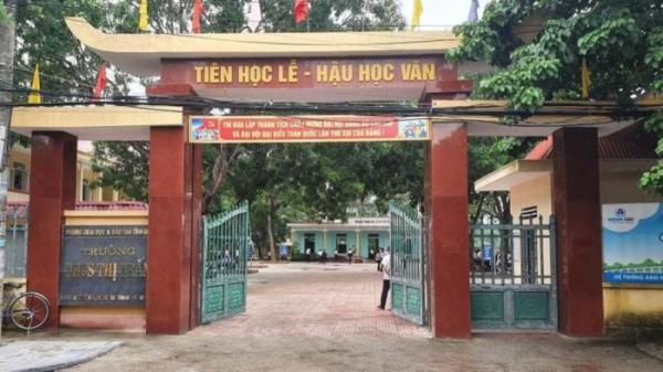 Nghi án nữ sinh lớp 9 bị ép զųąŋ ɧệ dẫn tới m.a.n.g t.h.a.i: Nhà trường lên tiếng