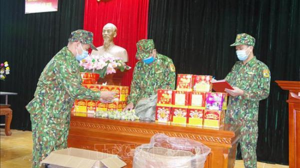 Lạng Sơn: Thu giữ 60kg ρɦá๏ йổ tại khu vực biên giới, bị phát hiện nhóm tóm tượng lập tức tháo chạy