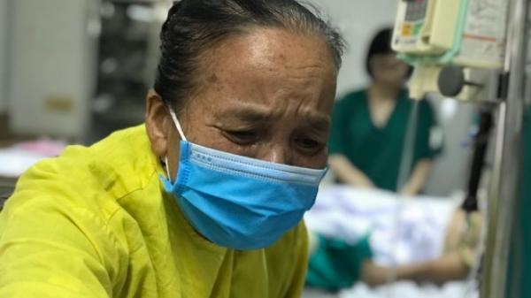 Xót thương cảnh người mẹ Thanh Hóa nghẹn ngào cầu xin bạn đọc cứu con