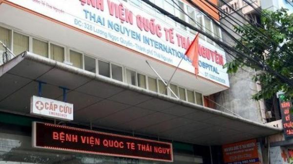 Vừa lên sàn, Bệnh viện Thái Nguyên góp vốn thành lập 2 công ty mới