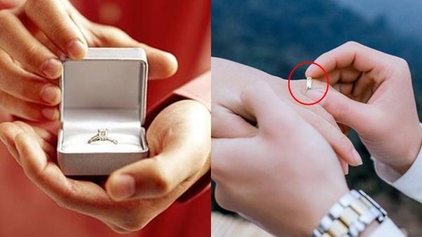 Vì sao nhẫn cưới thường được đeo ở ngón áp út tay trái?