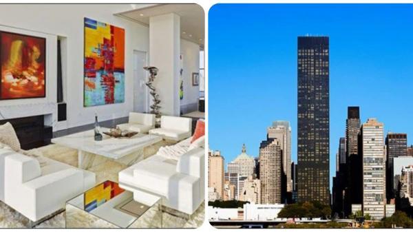 """Penthouse của em gái Cẩm Ly - """"Người Việt giàu nhất thế giới"""": Thuộc toà tháp Trump World Tower, đối diện trụ sở LHQ, giá khoảng 761 tỷ đồng"""