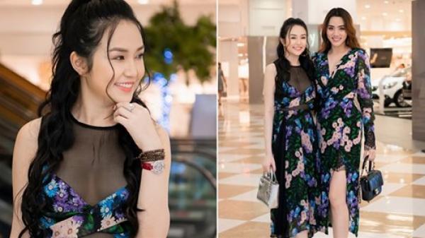 """Màn hội ngộ gây sốt của hội """"mẹ bỉm sữa"""": Hương Baby diện set đồ 2,8 tỷ đồng, Trang Nhung khoe chân dài miên man"""