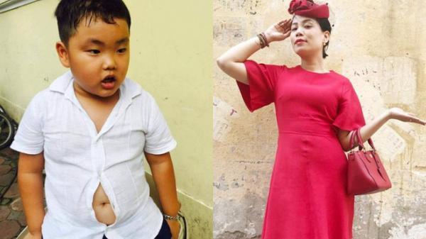"""Con trai Xuân Bắc gây cười với bài văn tả mẹ, sự thông minh khiến dân mạng """"ngả mũ"""""""