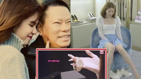"""Ngọc Trinh khoe clip """"chốt đơn"""" sương sương 2,5 tỷ, riêng quà mừng 5 triệu follow tương đương giá một chiếc Mercedes"""