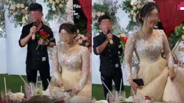 NYC đến đám cưới hát tặng, cô dâu chỉ biết lặng người rồi chạy khỏi bản ăn: Em khóc rồi, khóc thật rồi, em ơi!