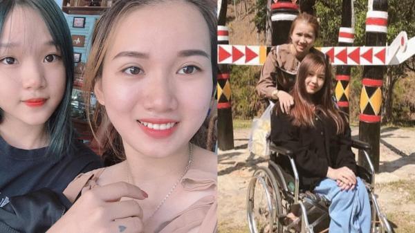 Cô gái 2k 13 năm làm 'đôi chân' cho bạn thân: Từ lúc mới quen, mình đã rất thương bạn