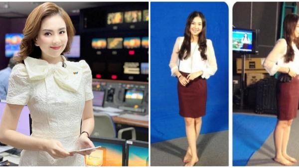 """Mai Ngọc nhớ lại ngày đầu đi làm 8 năm trước, xem mới thấy đẳng cấp nhan sắc """"MC xinh đẹp nhất VTV"""""""