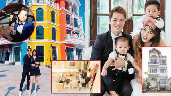 """'Ông chồng quốc dân' Đăng Khôi chi hẳn 40 tỷ tặng vợ loạt biệt thự kỷ niệm ngày cưới, nhìn khối tài sản mới thấy chỉ là """"chuyện nhỏ"""""""