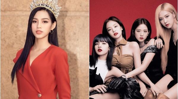 """Follow hết các thành viên nhưng lại bỏ qua Jisoo, HH Đỗ Thị Hà bị fan BLACKPINK """"tấn công"""", đòi công bằng"""