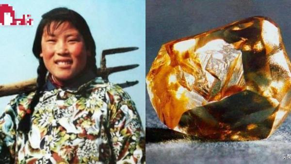 Cuộc sống hiện tại của cô gái may mắn nhất trái đất: Nhặt được viên kim cương trị giá 3.320 tỷ