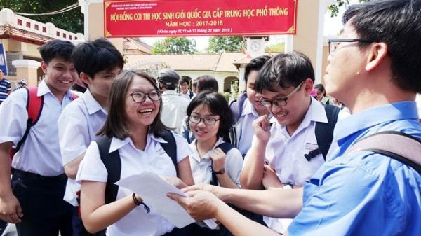 Bộ GD&ĐT công bố kết quả thi học sinh giỏi quốc gia