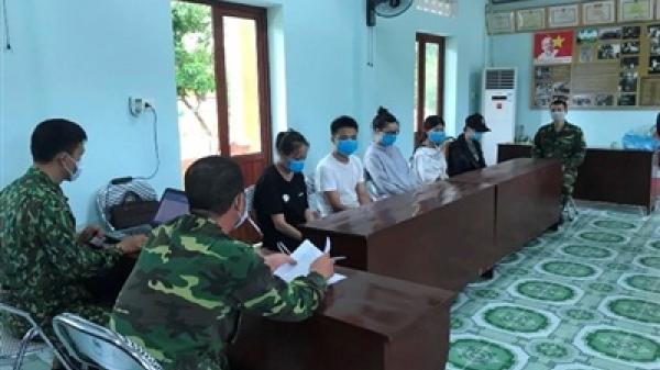 Lời khai của BN912 người Trung Quốc mắc Covid-19 và mục đích nhập cảnh trái phép vào Việt Nam
