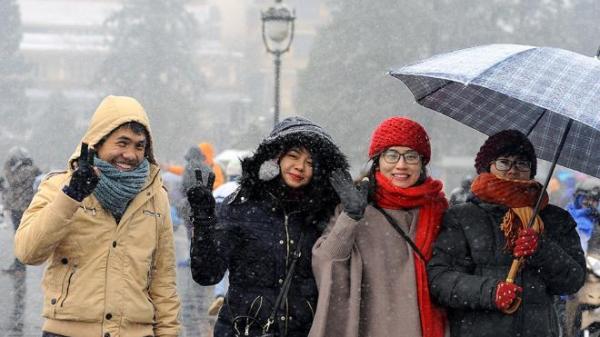 Các địa điểm có thể có tuyết rơi ở Việt Nam