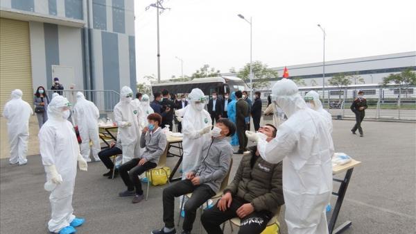 Hai ca bệnh ở Hải Phòng 7 lần xét nghiệm vẫn dương tính với SARS-CoV-2