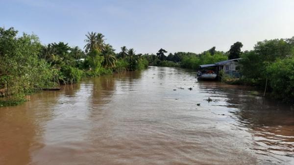 THƯƠNG TÂM: Ba học sinh lớp 8 tắm sông, hai em đuối nước tử vong