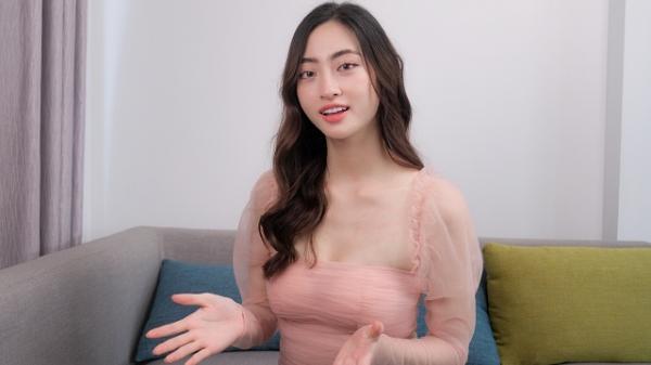 """Hoa hậu Lương Thùy Linh lập kênh Vlog riêng, khẳng định thu nhập có được là """"tiền sạch"""""""
