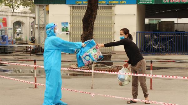 Bắc Giang: Cả thôn có thợ sơn nhiễm Covid-19 bị cách ly từ sáng 29 Tết