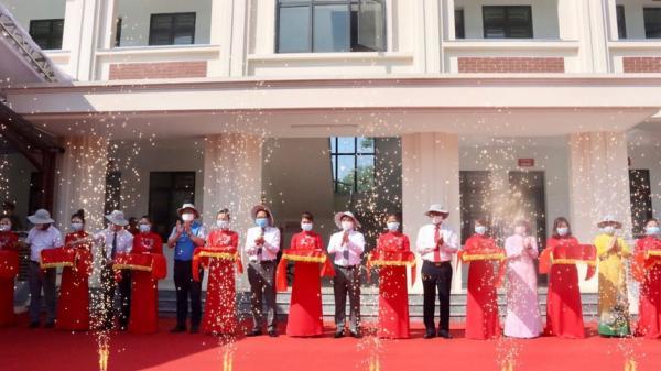 Hàn Quốc hỗ trợ tỉnh Tuyên Quang xây trạm y tế, trường học