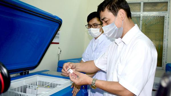 Tuyên Quang tiếp nhận 7.000 liều vắc xin phòng Covid-19