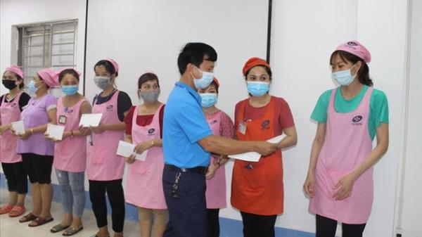 Tuyên Quang: Hỗ trợ gần 50 triệu đồng đến 51 đoàn viên khó khăn do dịch bệnh