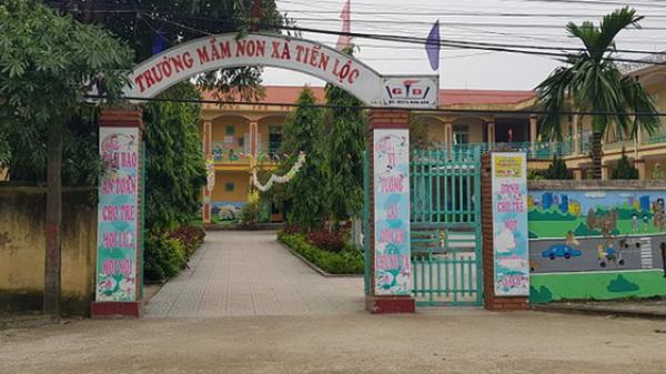 Thanh Hóa: Cháu bé 3 tuổi bị ҍỏ quên trong nhà vệ sinh của trường mầm non đến 7h tối khiến dư luận xôn xao