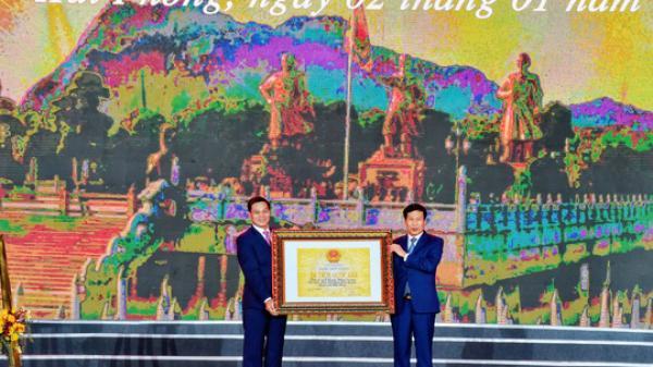 Hải Phòng: Thủ tướng dự lễ đón nhận Bằng xếp hạng Khu di tích quốc gia Bạch Đằng Giang