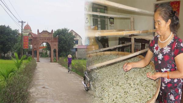 Thái Nguyên: Nông dân nuôi loại con vất vả bên dòng sông Cầu, mỗi tháng thu về cả chục triệu đồng