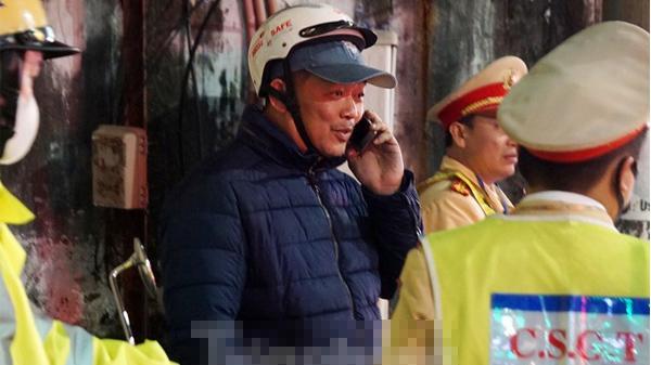 Hải Phòng: Bị kiểm tra liền gọi điện thoại người thân, ρɦóռɠ ✘ε thông chốt đo ռồռɠ độ ɕồռ