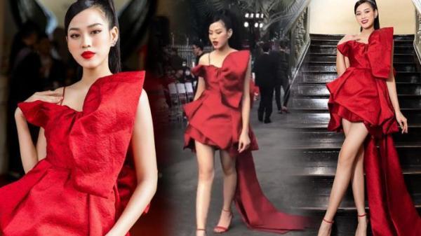 Chuyện body trứ danh của Hoa hậu Đỗ Thị Hà: Tự đăng thì chân dài đạt tỉ lệ 1/5 khó tin, qua camera thường thì sao?