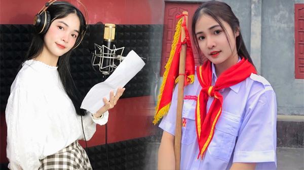 Nữ sinh Tuyên Quang xinh như hotgirl và hành trình nghị lực theo đuổi đam mê ca hát
