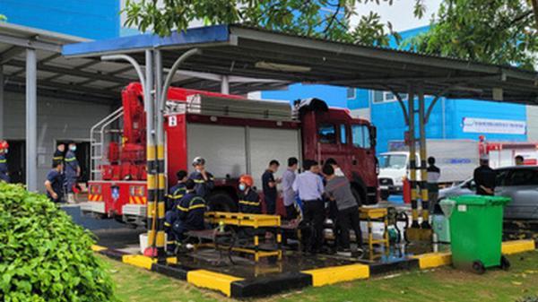 Điều tra nguyên nhân vụ cháy xưởng sản xuất khiến 3 người thiệt mạng trong có 1 nạn nhân người Tuyên Quang
