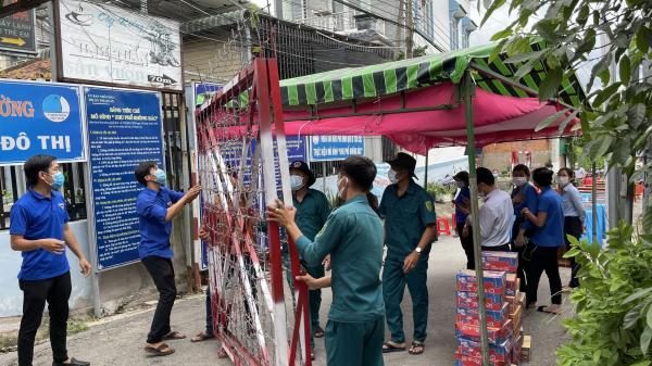 Phát hiện thêm 10 ca nghi nhiễm mới, Đồng Nai phong toả 2 khu vực dân cư