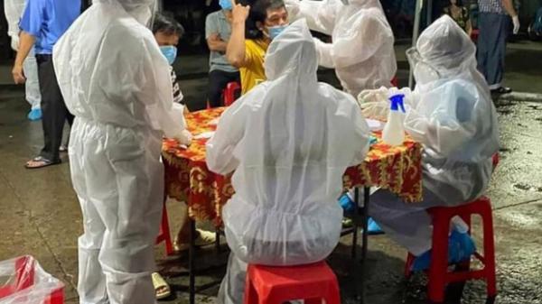 Thêm 15 ca nghi mắc COVID-19, TP Biên Hòa phong tỏa 11 khu vực dân cư