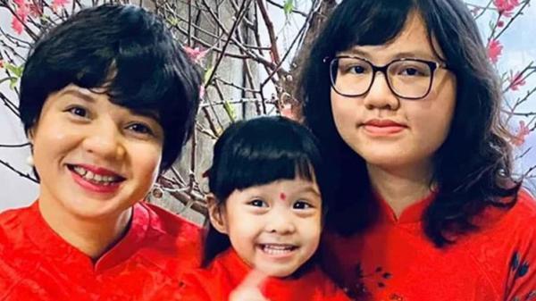 Chuyện ít biết về 2 cô con gái mới ngày nào còn bé nay đã lớn của người phụ nữ quyền lực VTV6