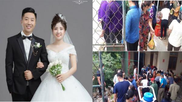 """Hoãn đám cưới để chống dịch COVID -19, bà con chung tay """"giải phóng"""" 150 mâm cỗ"""