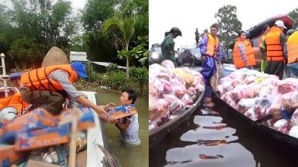 Thủ tướng yêu cầu giám sát việc quyên góp hỗ trợ vùng lũ, xử nghiêm trục lợi