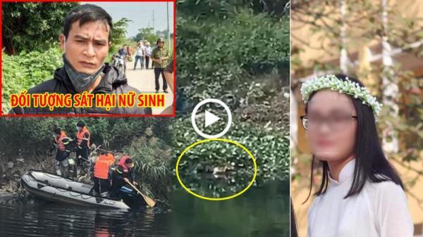 VỪA XONG: Đã tìm thấy nữ sinh Học viện Ngân Hàng m.ất tích t.ử v.0ng dưới lòng sông, bắt giữ 2 nghi phạm ch.ơ.l ɰa l ŧ ɦúყ