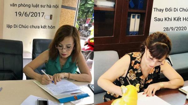 Xôn xao thông tin cô dâu 63 tuổi người Cao Bằng đích thân sửa lại bản di chúc đã lập sau khi lấy chồng trẻ, nhiều người tò mò về điều khoản bên trong