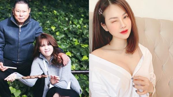 """Con dâu tỷ phú Hoàng Kiều chính thức lên tiếng tiết lộ cuộc sống trong gia đình nhà chồng, mối quan hệ của bố và Ngọc Trinh cũng do mình """"mai mối"""""""
