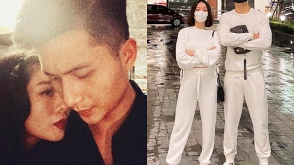 Đúng 0h ngày Valentine, Lệ Quyên tung ngay ảnh âu yếm tình trẻ kém 12 tuổi Lâm Bảo Châu và chàng đáp lại luôn