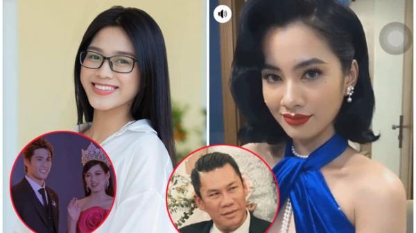 """Sau cuộc thi Hoa hậu: Đỗ Thị Hà vẫn đi xe ôm, ở nhà thuê, trai ôm eo là """"đẩy"""", Cẩm Đan yêu chú hơn 27 tuổi"""