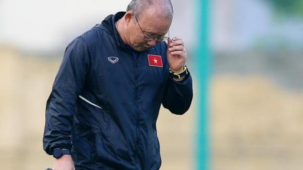 HLV Park Hang-seo nhận tin buồn từ gia đình